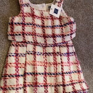 NWT, tweed Janie and Jack dress